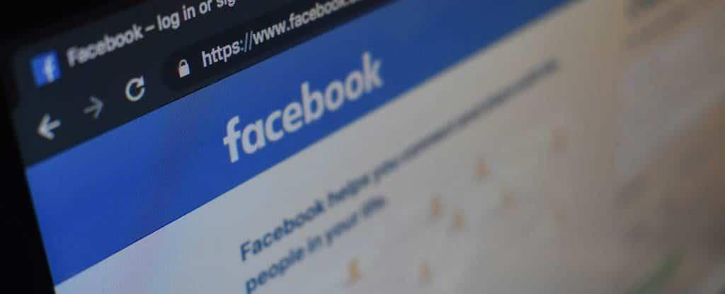 Social Media Startbildschirm