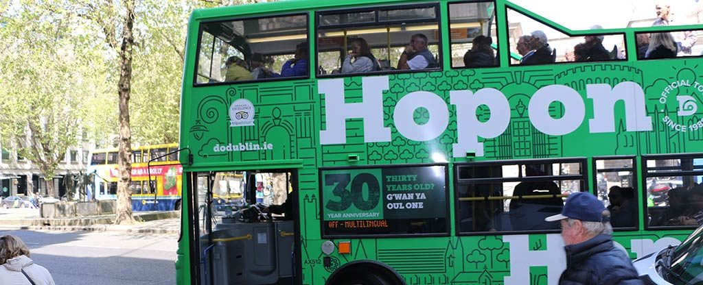 Hoho-Bus Dublin