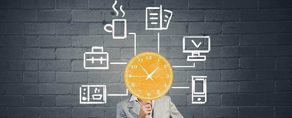Zeitmanagement ist alles