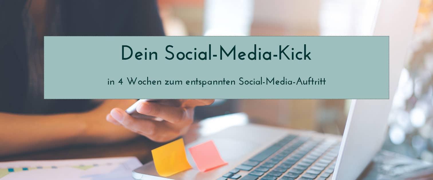 Kurs Social Media Kick