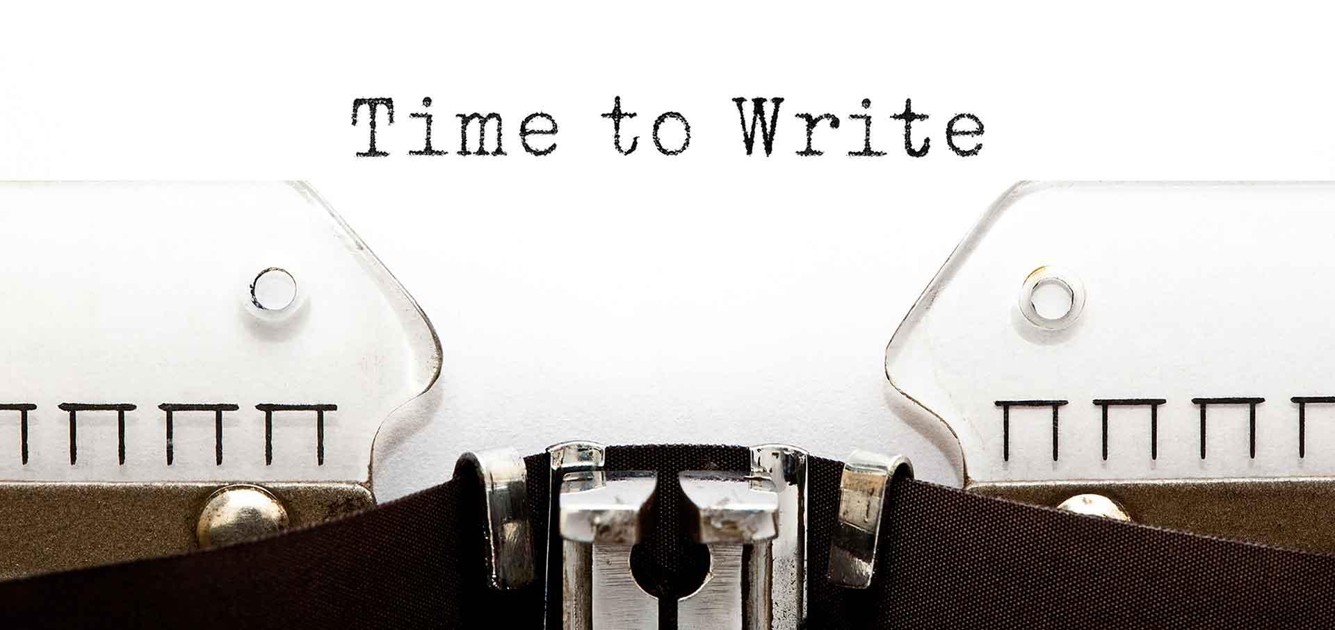 Schreibroutinen blogbeitrag