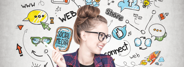 Social Media Beiträge