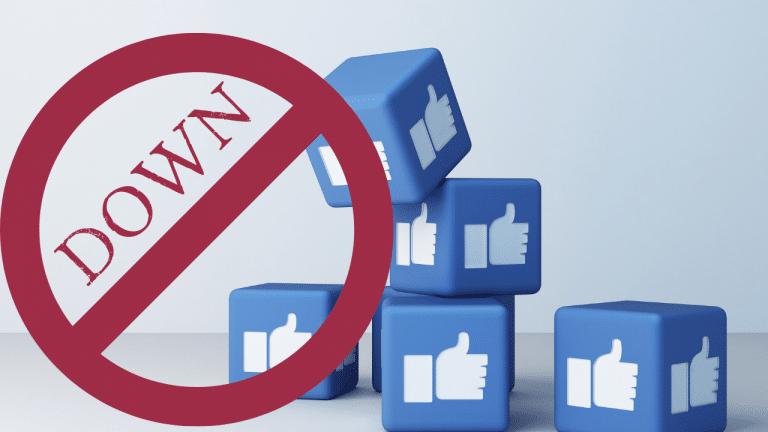 Facebook ist down, und nun?